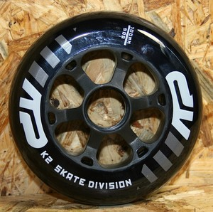 K2 Urban Wheels 100mm 90A  4 Pack