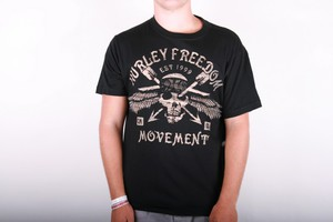 Hurley T-shirt Imperial - Black