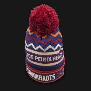 Sourkrauts Limited Edition Bobblehat blue