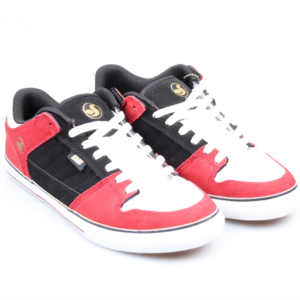 DVS Schuhe Munition CT *red/black suede*