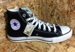 Converse Schuhe All Star Hi Chucks Color: schwarz