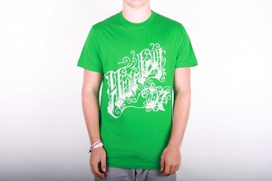 Hurley T-shirt Excalibur green