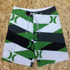 Hurley Boardshort Zero white/green