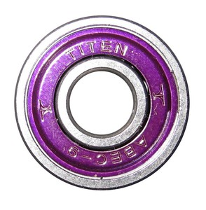Titen Bearings Abec 9 Aragon 8-pack