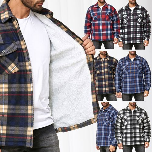 Flanell-Thermohemd