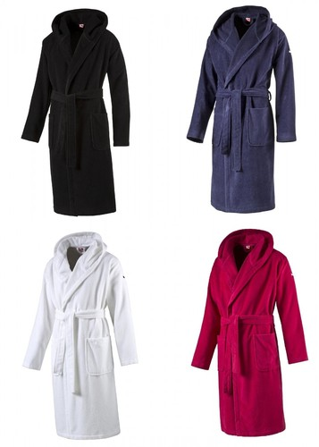 Edler Puma Bademantel ACTIVE Bathrobe M & W Unisex