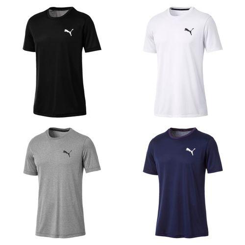 f57b464e61c721 PUMA Essential Herren Ess Active Tee   T-Shirt Kurzarm dryCell 851702