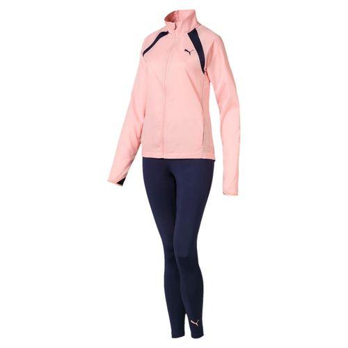 Puma Damen Yoga Inspired Suit Trainingsanzug DryCell 854099 Peach Bud