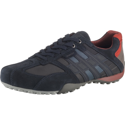 GEOX RESPIRA UOMO Snake E Herren Sneakers Halbschuhe U8207E