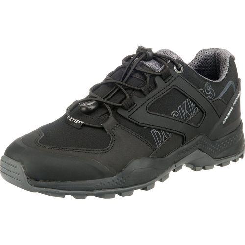 Dockers by Gerli 45EQ001 Halbschuhe Sneakers Doc Tex Schwarz Grau
