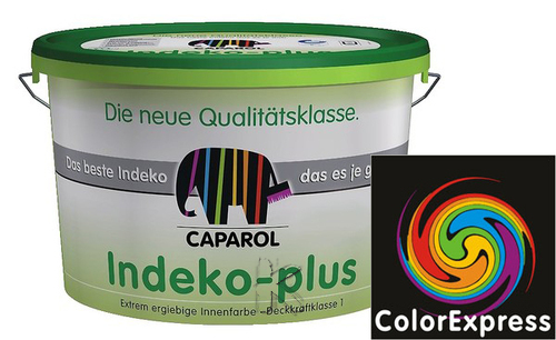 CAPAROL Indeko-plus | CP Indeko Plus 7,5 LT (Nutria 18)