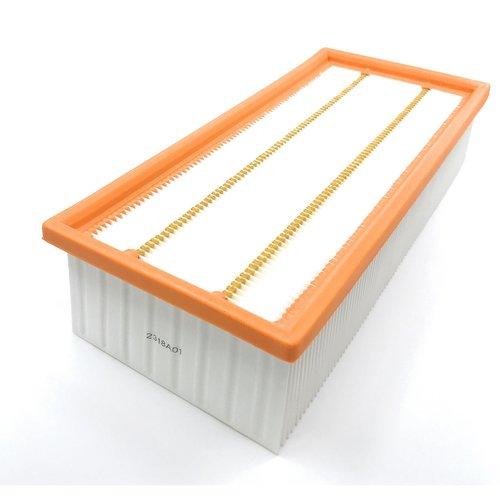 KÄRCHER Nass 6.904-283 Trockensauger Flachfaltenfilter Papier NT 65//2 Eco