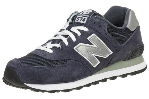 New Balance ML 574 NN Classic Sneaker Herren Schuhe blau