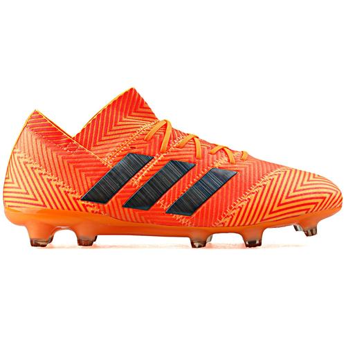 Nemeziz orangeschwarz DA9588 Adidas 1 Fussballschuhe 18 FG xWQECedBor
