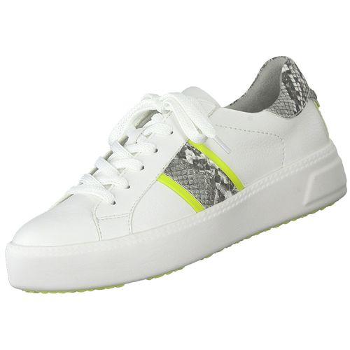 TAMARIS Damen Plateau Sneaker Gelb, Schuhgröße:EUR 39