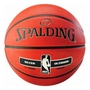 Spalding Basketball NBA Silver Outdoor Sz. 7 orange 3001592020017