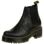 Dr. Martens Damen Chelsea Boots ROMETTY Burnished Wyoming schwarz 23917001