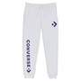 Star Chevron Graphic Jogger White Herren Jogginghose Sweat Pants weiss