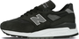 New Balance 998 M998DPHO Made in USA Sneaker LTD schwarz/grau