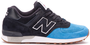 New Balance 576 M576PNB Weite: D Made in England Sneaker LTD schwarz/blau
