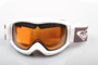 Roxy Goggle Chickadee White Orange/Chrome