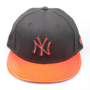 New Era Cap 59-Fifty See Through NY Yankees black/scarlet 11% günstiger!