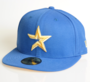 New Era Cap 59-Fifty Houston Astros royal/gold