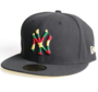 New Era Cap 59-Fifty NY Flag black/green/yellow/red