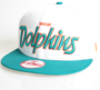 New Era Cap 9-Fifty Snapback Miami Dolphins NFL Team Scritpt white/blue