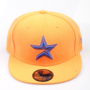 New Era Cap 59-Fifty Houston Astros orange/royal